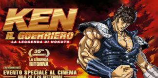 film di ken il guerriero