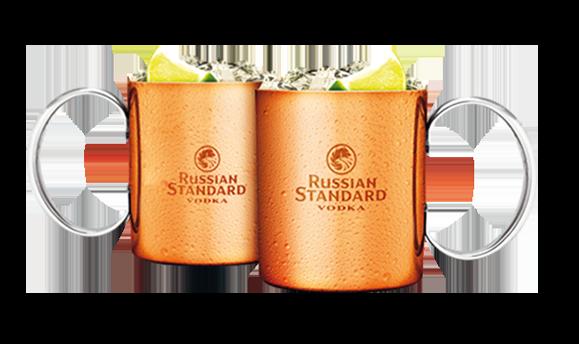 omaggio con russian standard vodka