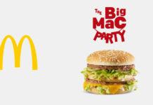 the big mac party
