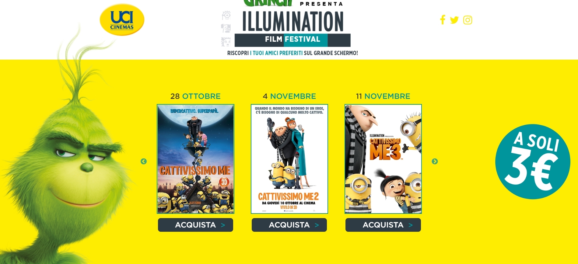 Illumination Film Festival