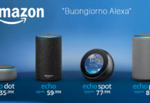 Amazon Echo ed Alexa