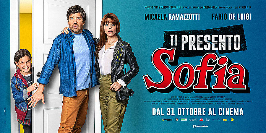 """biglietti gratis per """"Ti presento Sofia"""""""