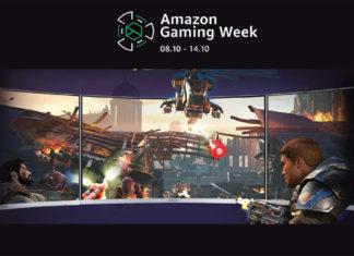 amazon gaming week di ottobre 2018