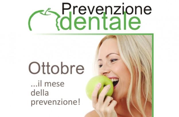mese della prevenzione dentale 2018