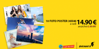10 Foto Poster Photoworld 30x40