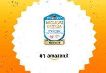 """amazon grazie 1000 2018"""