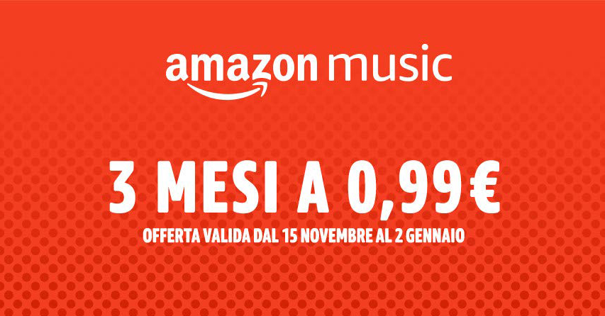 amazon music black friday 2018