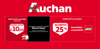 black friday auchan 2018