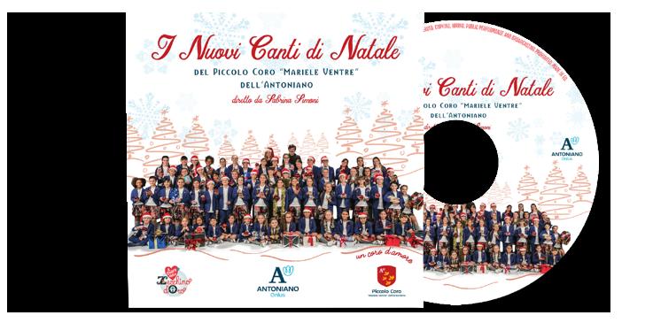 Canzoni Di Natale Zecchino D Oro.Richiedi Gratis Il Cd De I Nuovi Canti Di Natale Del Coro Antoniano