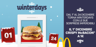 mcdonald's winter days 2018
