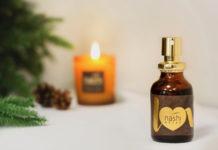 profumo love di nashi argan