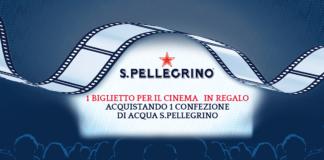 cinema gratis con san pellegrino
