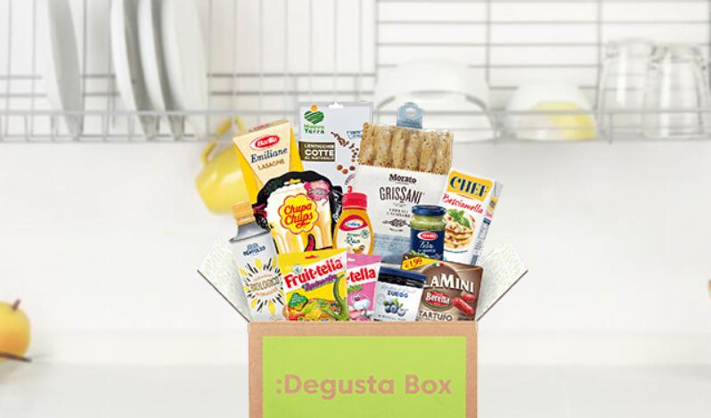 Degustabox di Dicembre 2018