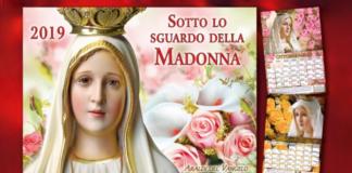 calendario madonna di fatima 2019