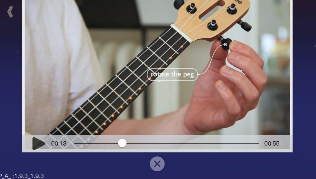 ukulele populele u1
