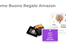 promo buono regalo amazon