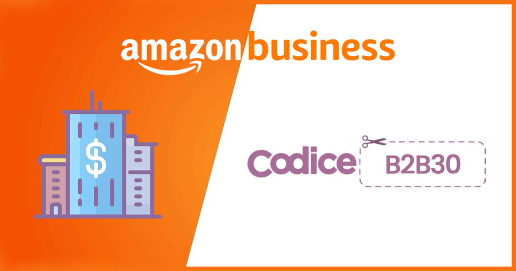 amazon business sconto