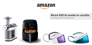 sconto philips con amazon
