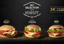 mcdonald's my selection night 2019