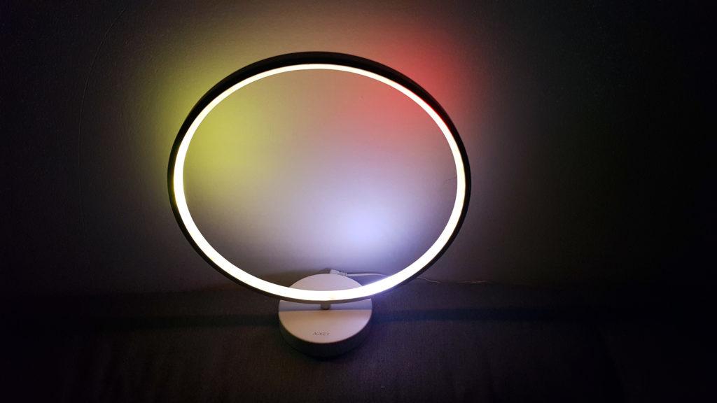 lampada aura dimmerabile aukey