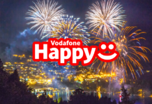 vodafone happy moment new year 2019