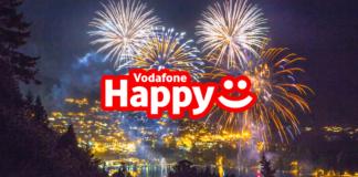 vodafone happy moment new year 2019