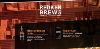 campioni gratuiti di redken brews 3 in 1