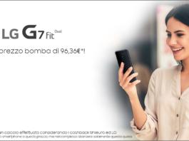 sconto lg g7 fit