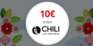 vodafone happy friday chili gratis
