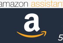 promo amazon assistant