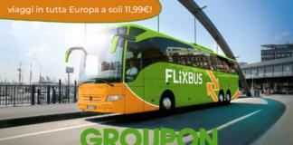flixbus promo pasqua