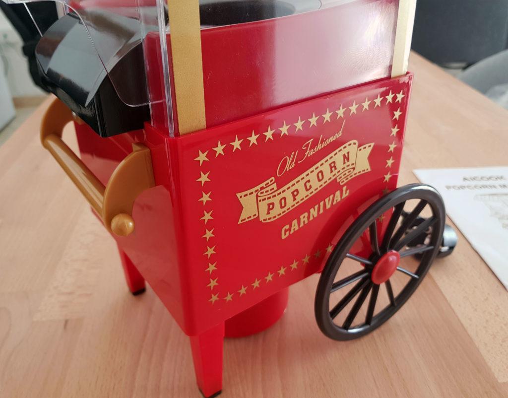 macchina popcorn vintage aicook
