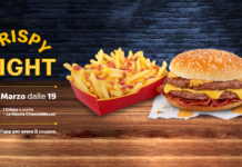 mcdonald's crispy night 2019