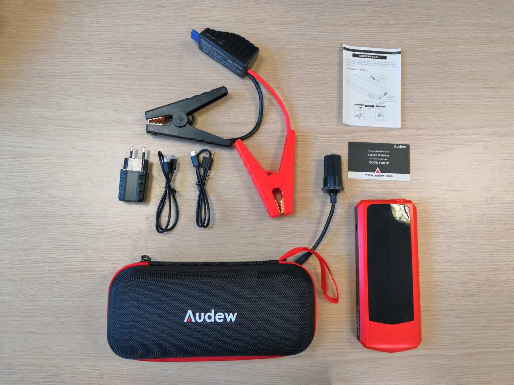 avviatore di emergenza audew