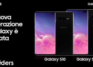 prova gratis samsung galaxy s10