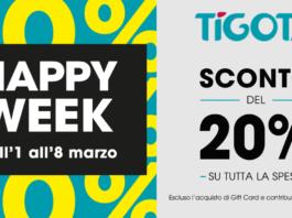tigotà happy week