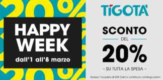 tigotà happy week