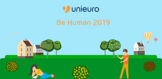 unieuro be human 2019
