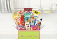 Degustabox di Aprile 2019