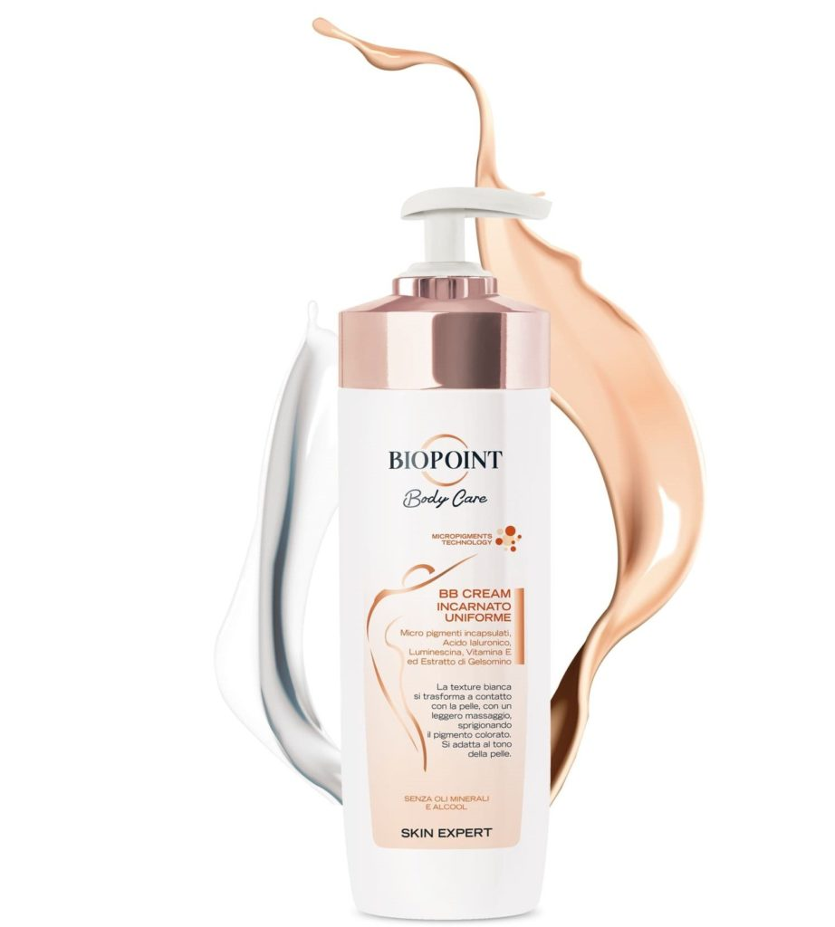 biopoint body care bb cream in omaggio