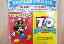 edizione speciale topolino 70 anni