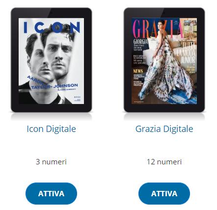 icon e grazia gratis
