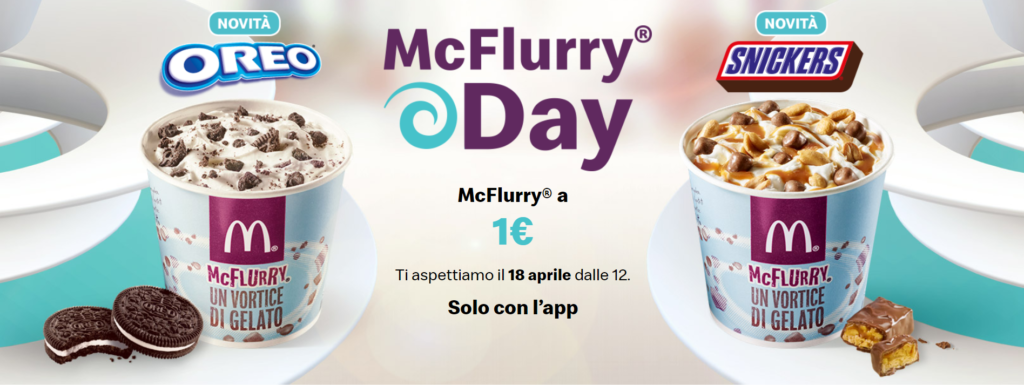 mcdonald's mcflurry day 2019