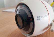 telecamera da esterno ezviz
