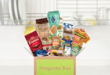 Degustabox di Maggio 2019