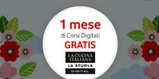 corsi digitali La Cucina Italiana