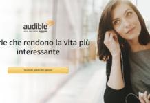 amazon audible gratis 3 mesi