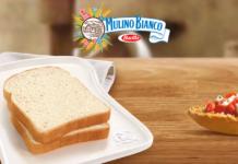 piatto porta pane mulino bianco in omaggio