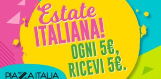 piazza italia estate italiana
