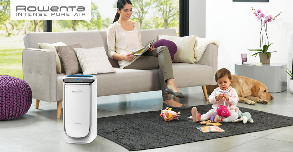 purificatore aria intense pure air rowenta